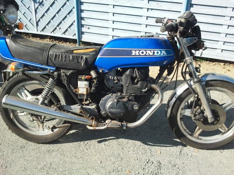 400 CBN Honda cafe racer  Tel_lu10
