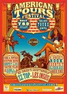 Rock et moto : concert des Insus et ZZ Top à Tours - American Tours Festival Arton321