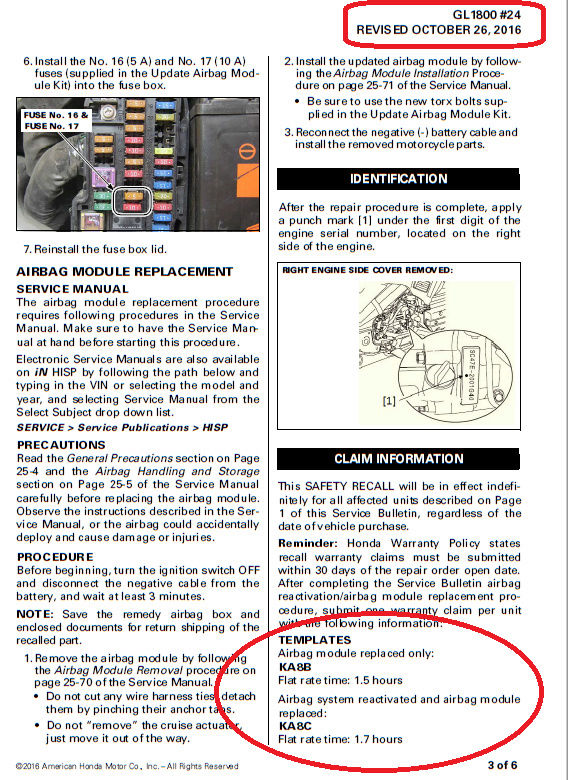 Rappel des modèles Airbags aux USA et maintenant en France - Page 2 Captur25
