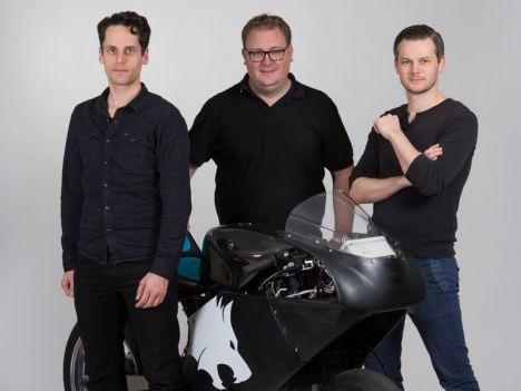 'Fenris' La superbike électrique suédoise en route... Fenris11