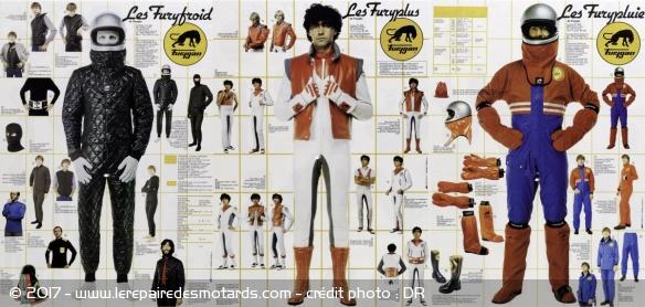 Histoire d'une marque : Furygan Furyga22