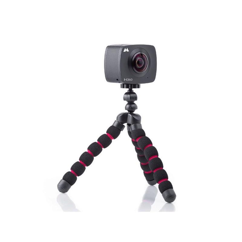 CAMÉRA H360 MIDLAND POUR FILMER À 360° H360-t10