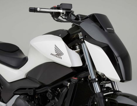 "HONDA ""Riding Assist""- moto équilibrée Honda-11"