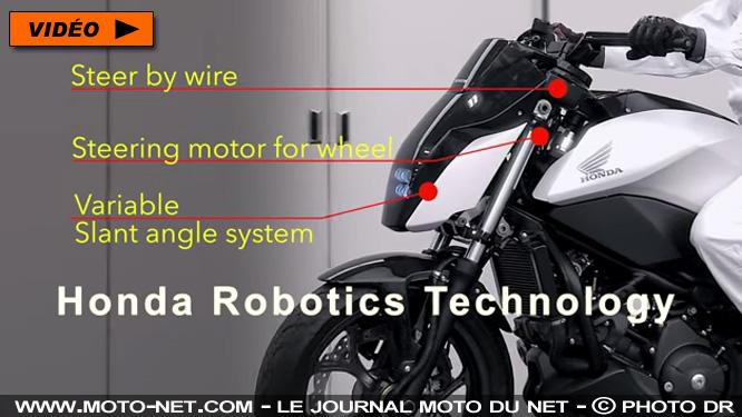 "HONDA ""Riding Assist""- moto équilibrée Honda-14"
