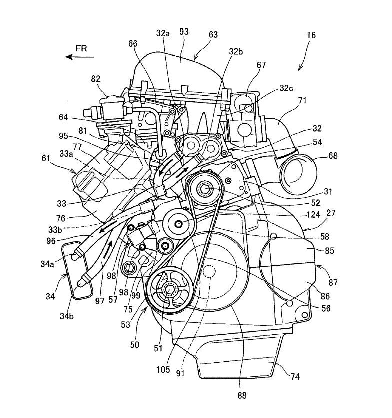 Des turbos à venir sur les prochains modèles Honda Superc12