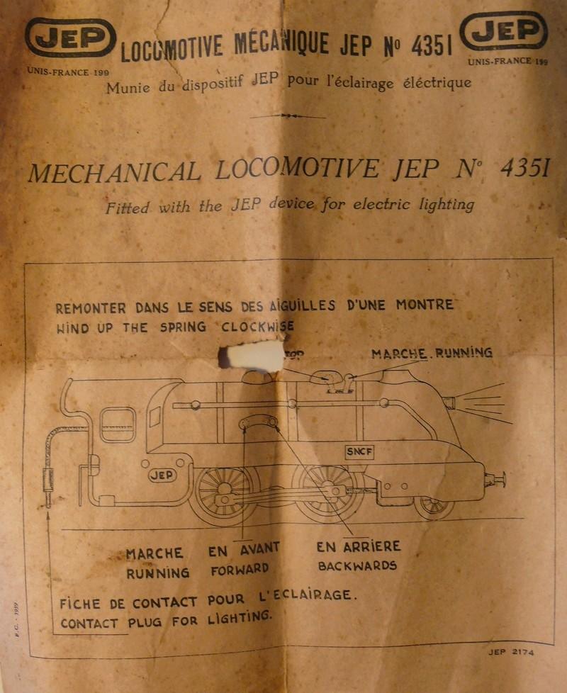 Curiosité sur tender JEP P1140711