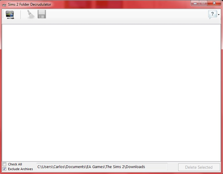 The Sims 2 custom content Part III: Desperation (some tips for troubleshooting CC-related problems). Screen30