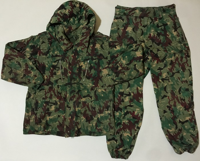 Spanish amoeba camo uniform Spanis10