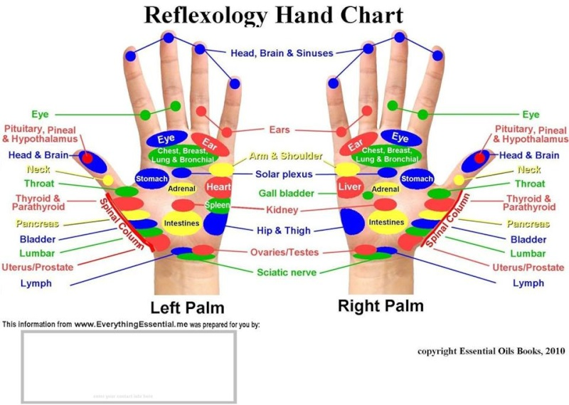 Reflexology A14