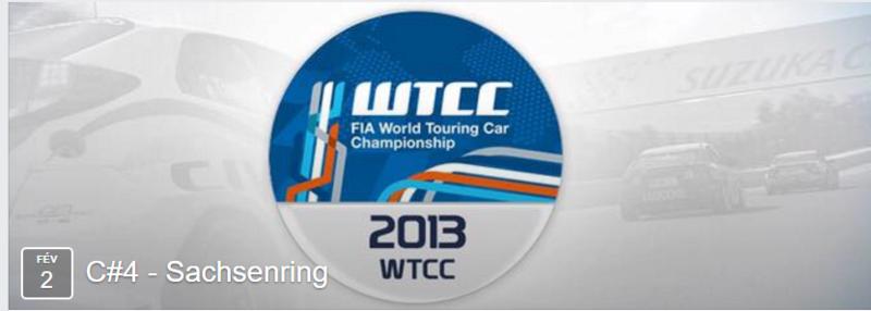 EVENT C4 : wtcc 2013 ->sachsenring C_410