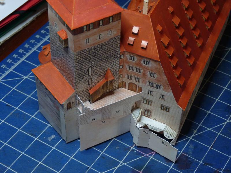Nürnberger Burg Burg_112