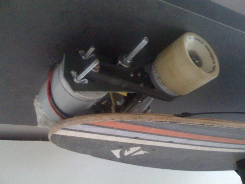 Projet scolaire : skate électrique Photo10