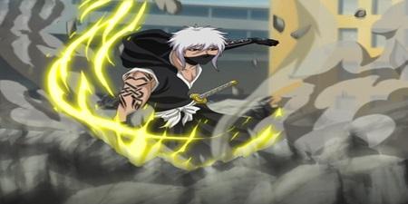 Kurai Hono ► Des techniques enflammées ! Bleach11