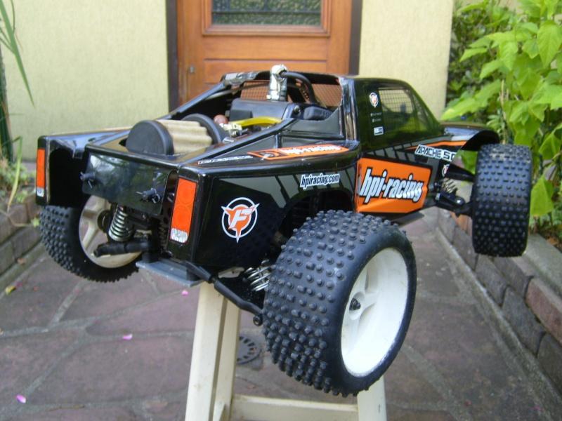 1/8 short course apache sc gasoline moteur zenoah g 260 rc  S7009016