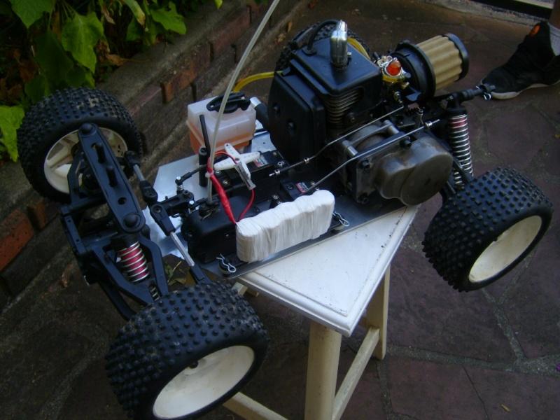 1/8 short course apache sc gasoline moteur zenoah g 260 rc  S7009018