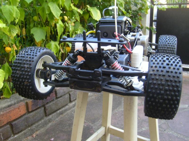 1/8 short course apache sc gasoline moteur zenoah g 260 rc  S7009020