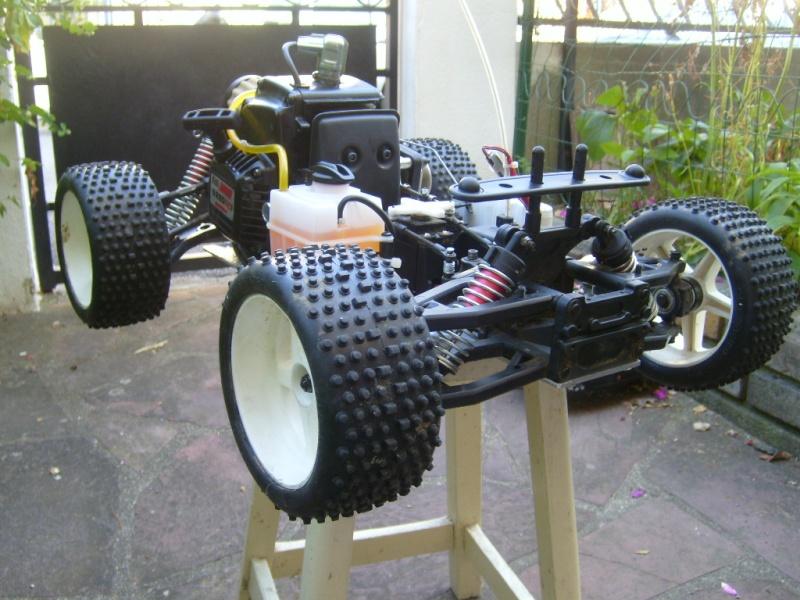1/8 short course apache sc gasoline moteur zenoah g 260 rc  S7009111