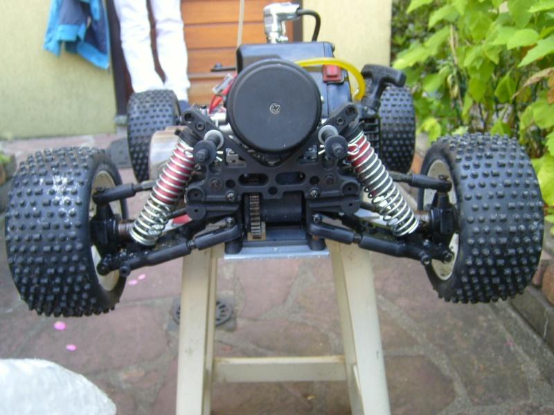 1/8 short course apache sc gasoline moteur zenoah g 260 rc  S7009112