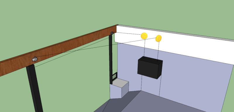 trabajo - [Resuelto] Cómo hacer un portón levadizo - Página 3 Qa4i10