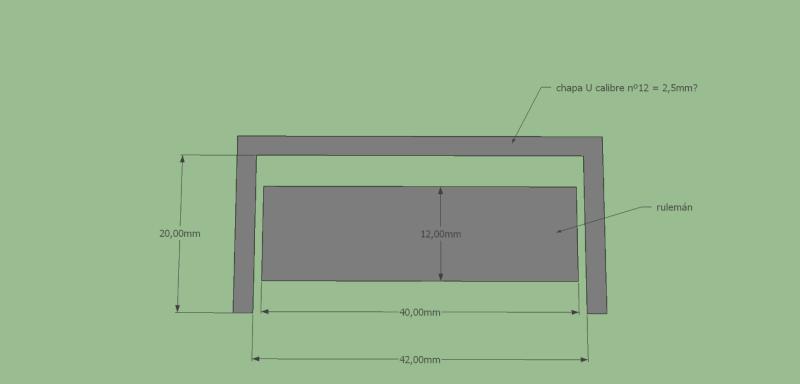 trabajo - [Resuelto] Cómo hacer un portón levadizo - Página 3 Yns10