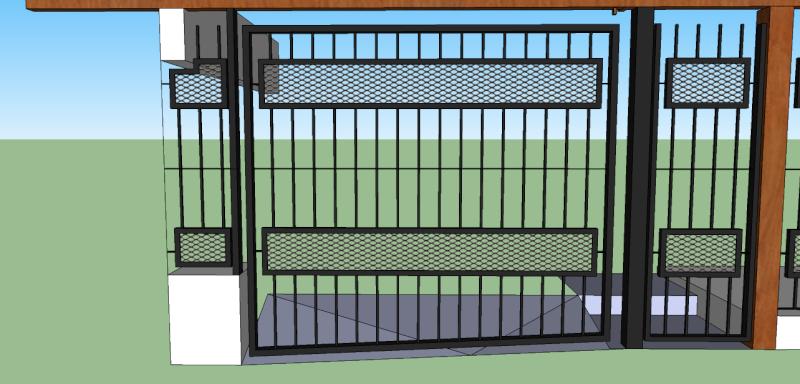 trabajo - [Resuelto] Cómo hacer un portón levadizo - Página 3 Yrm10