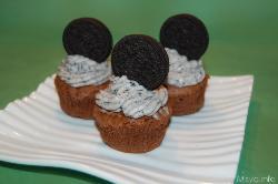 Oreo Cupcakes - Ricetta Getthu11