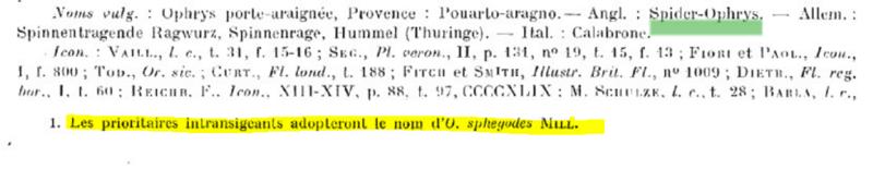 Recherche Ophrys aranifera et sphegodes - Page 2 Captur10