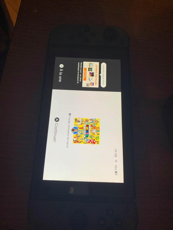 [VDS] Console Nintendo Switch 1er gen 200€ 15499510