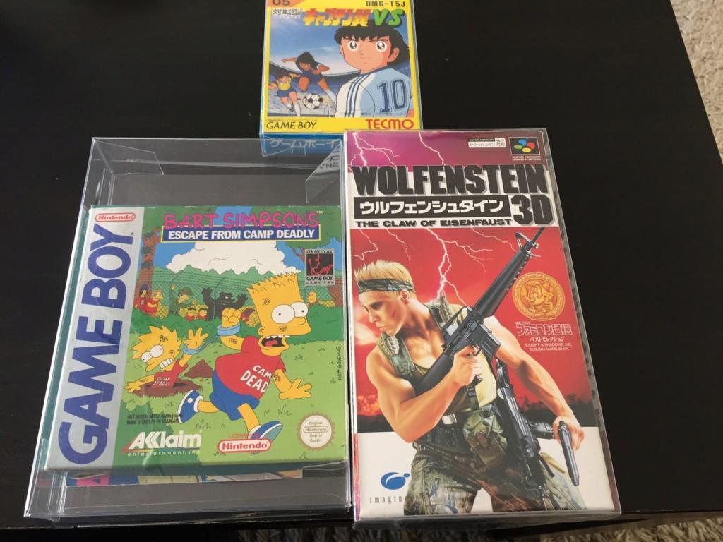[VDS] jeux Super Famicom Game Boy 53808710