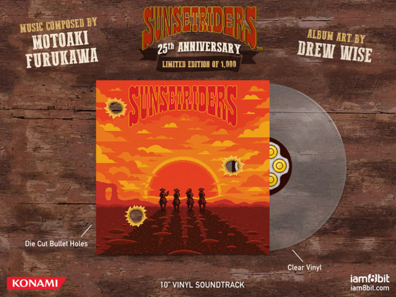 Vinyl Sunset riders Sunset10