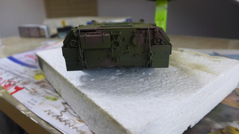 Leopard 1A4 von Italeri in 1:35 P1050842