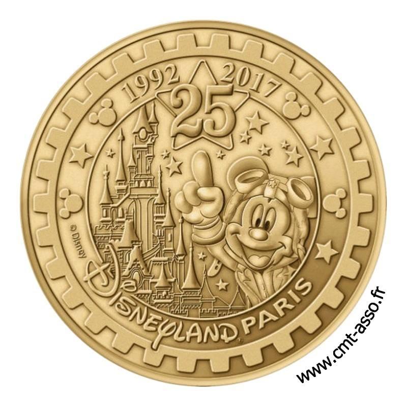 Les pièces de monnaie de Disneyland Paris - Page 24 15731010