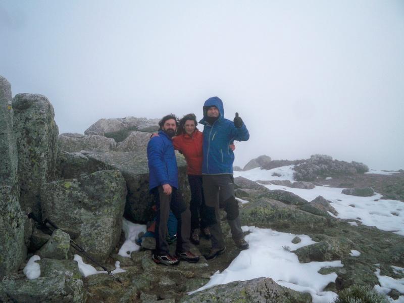 Senderismo invernal: sábado 3 de diciembre 2016 - Ascensión al Montón de Trigo 006_ce10