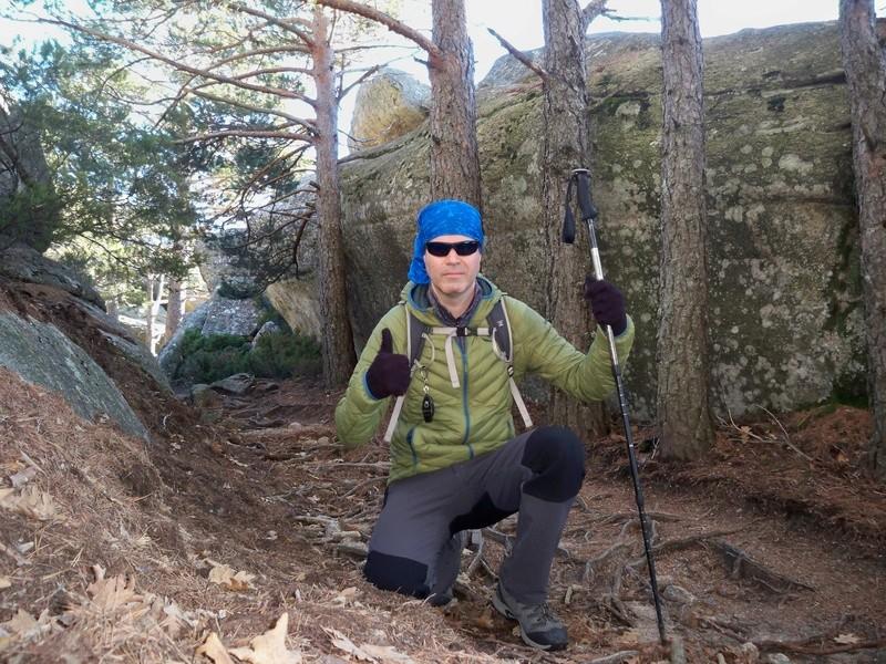 Montañismo: sábado 24 de diciembre 2016 - Torres de la Pedriza 007_ca10