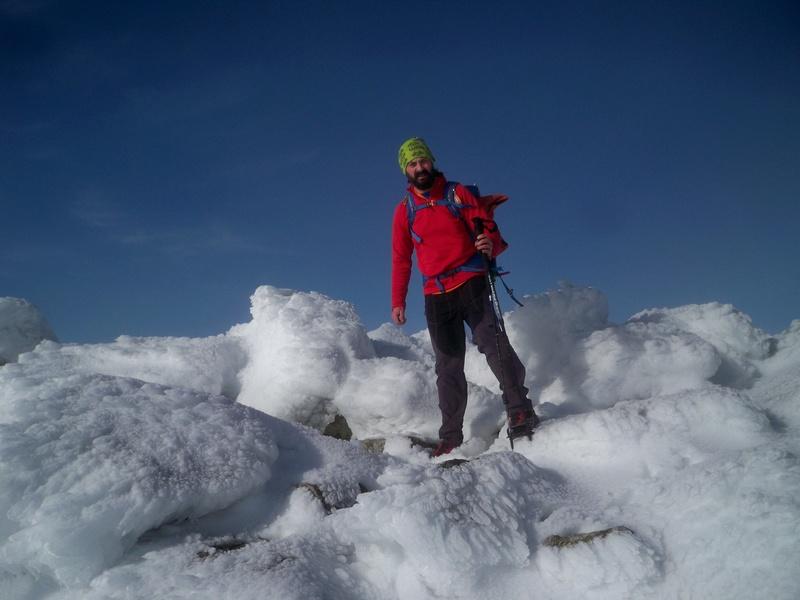 Senderismo invernal: sábado 3 de diciembre 2016 - Ascensión al Montón de Trigo 009_al10