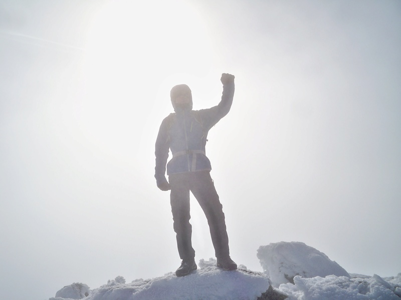 Senderismo invernal: sábado 3 de diciembre 2016 - Ascensión al Montón de Trigo 011_ra10