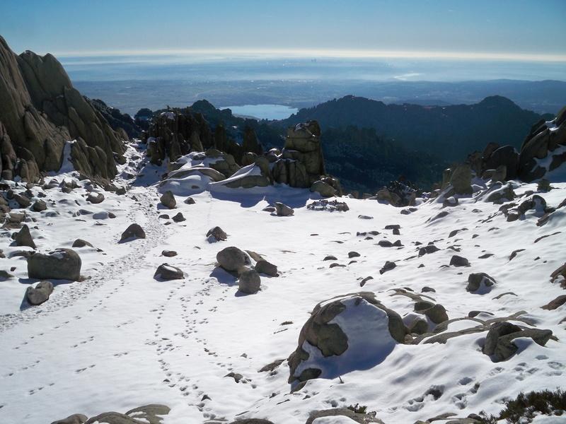 Montañismo: sábado 24 de diciembre 2016 - Torres de la Pedriza 018_co10