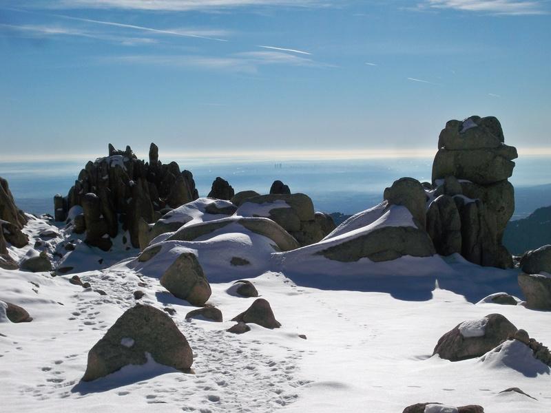 Montañismo: sábado 24 de diciembre 2016 - Torres de la Pedriza 019_co10