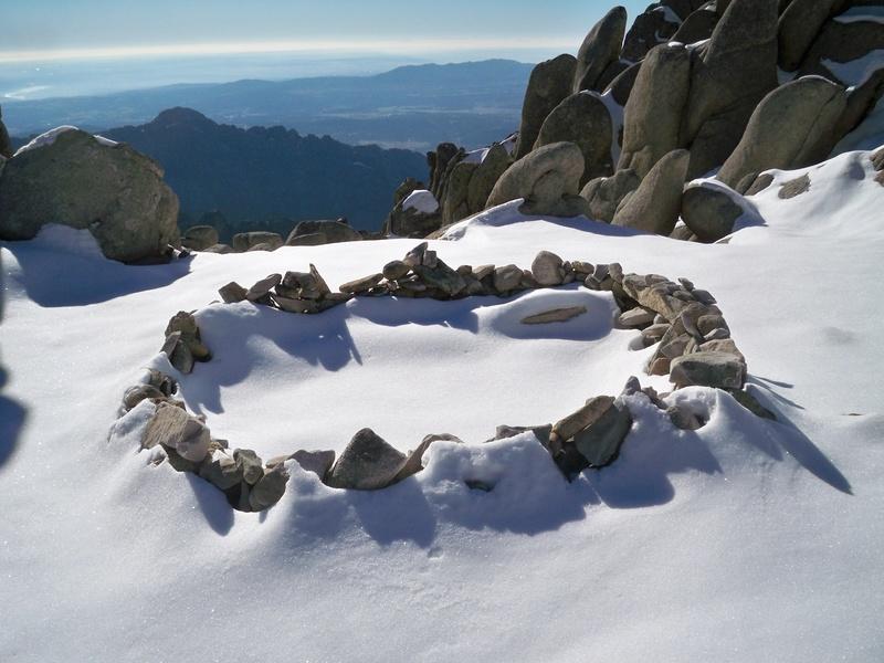 Montañismo: sábado 24 de diciembre 2016 - Torres de la Pedriza 021_vi10