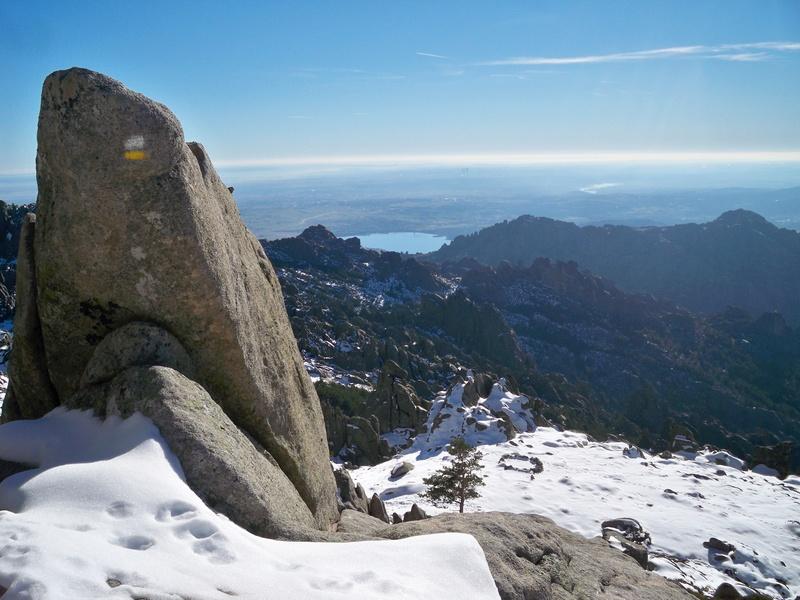 Montañismo: sábado 24 de diciembre 2016 - Torres de la Pedriza 023_ma10
