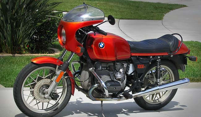 bmw r100s .1/8 heller 1977-b10