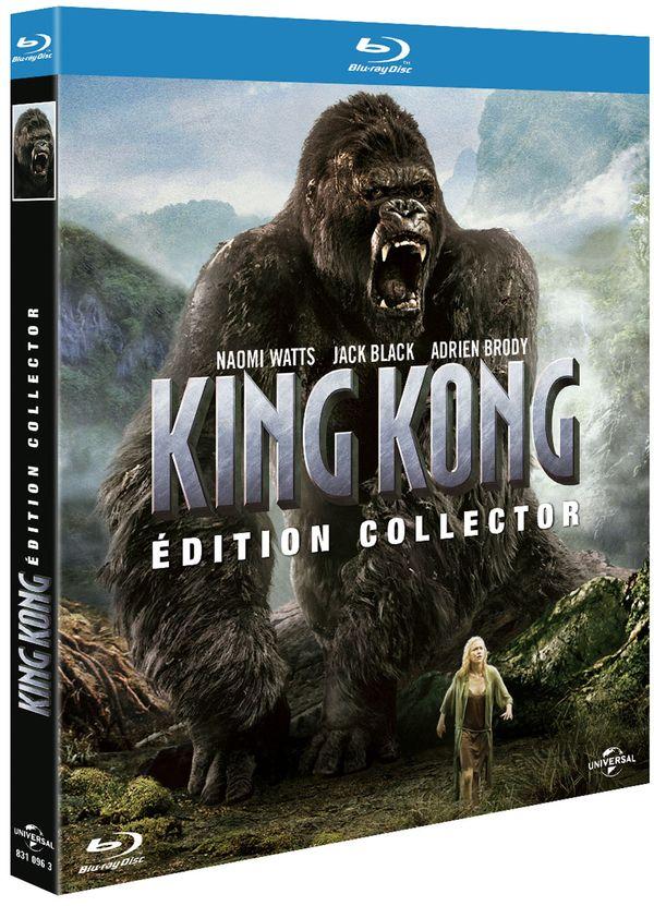 King kong de Peter Jackson : Edition Collector 3 BR 13h de Bonus King_210