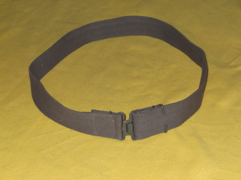 SADF plain belt in blue colour? Dscf1431