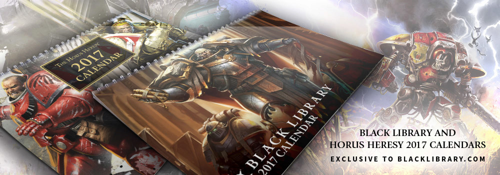 Programme des publications The Black Library 2017 - UK - Page 2 05-11-10