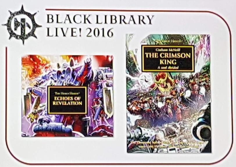 [Black Library Live 2016] - Centralisation des news 110