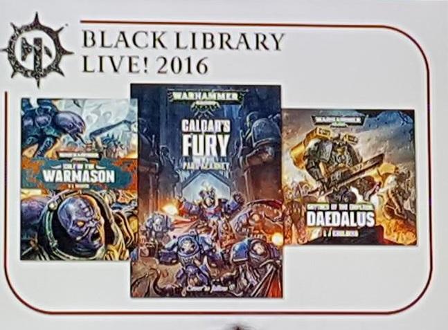 [Black Library Live 2016] - Centralisation des news 310