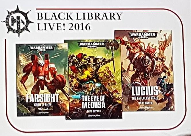 [Black Library Live 2016] - Centralisation des news 410