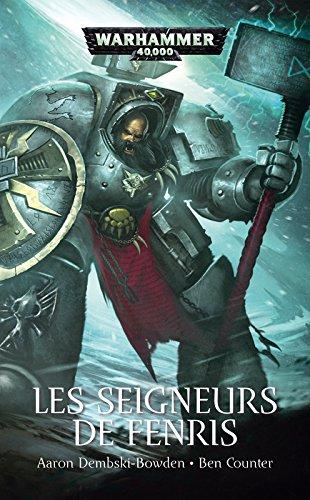 Les Seigneurs de Fenris de Ben Counter et Aaron Dembski-Bowden 51u4eo10