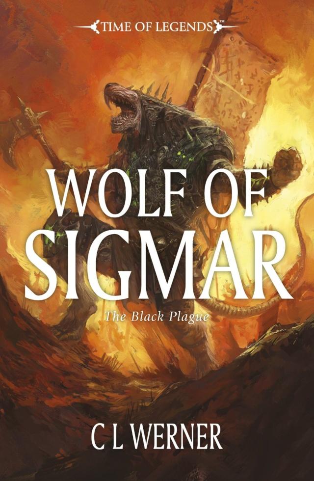 [Time of Legends] Wolf of Sigmar de CL Werner - The Black Plague III 91qslm10