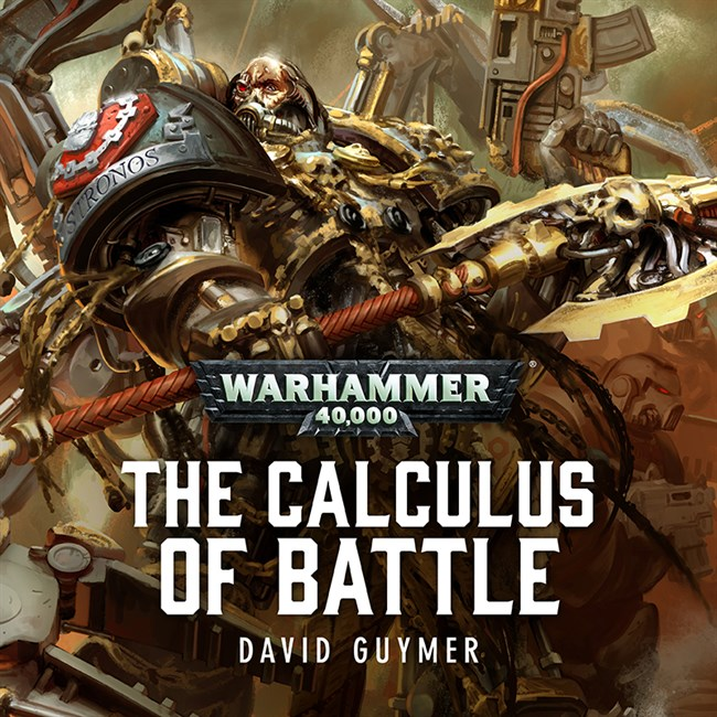 Black Library Advent Calendar 2016 Calcul10